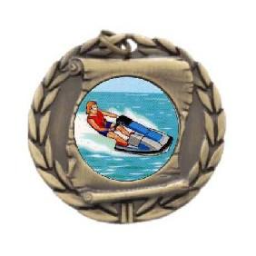 Watersports Medal MD95-K142 - Trophy Land