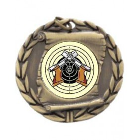 Shooting Medal MD95-K152 - Trophy Land
