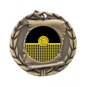 Volleyball Medal MD95-K179 - Trophy Land
