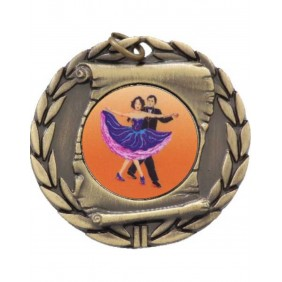 Dance Medal MD95-K63 - Trophy Land
