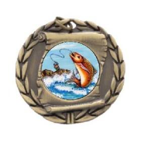 Fishing Medal MD95-K77 - Trophy Land