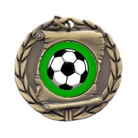 Football Medal MD95-K81 - Trophy Land