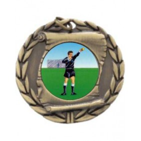 Referee Medal MD95-K85 - Trophy Land
