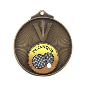Lawn Bowls Medal MD950-K125 - Trophy Land
