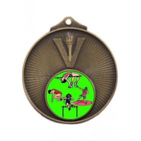 Athletics Medal MD950-K12 - Trophy Land