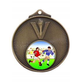 Rugby Medal MD950-K136 - Trophy Land