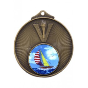 Sailing Medal MD950-K147 - Trophy Land