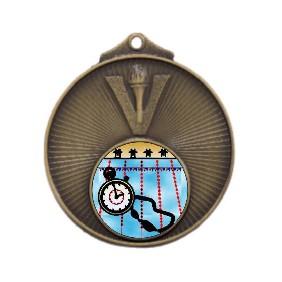 Swimming Medal MD950-K165 - Trophy Land