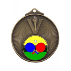 Ping Pong Medal MD950-K169 - Trophy Land