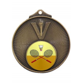 Badminton Medal MD950-K23 - Trophy Land