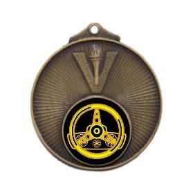 Motorsports Medal MD950-K39 - Trophy Land