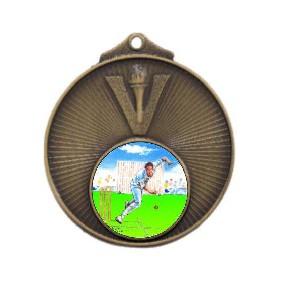 Cricket Medal MD950-K49 - Trophy Land