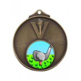 Golf Medal MD950-K88 - Trophy Land