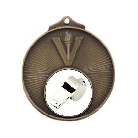 Referee Medal MD950-TLRef1 - Trophy Land