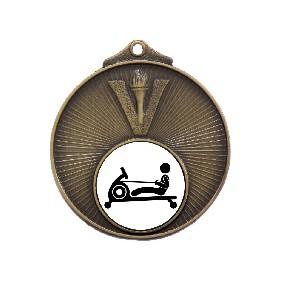 Exercise Medal MD950-TLRowM - Trophy Land