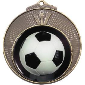 Football Medal MD970-C802 - Trophy Land