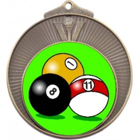 Snooker Medal MD970-K129 - Trophy Land