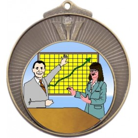Sales Medal MD970-K148 - Trophy Land