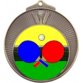 Ping Pong Medal MD970-K169 - Trophy Land
