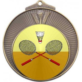 Badminton Medal MD970-K23 - Trophy Land