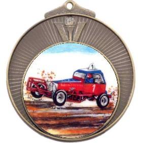 Motorsports Medal MD970-K40 - Trophy Land