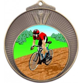Cycling Medal MD970-K55 - Trophy Land