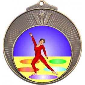 Dance Medal MD970-K58 - Trophy Land