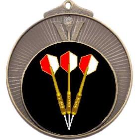Darts Medal MD970-K68 - Trophy Land