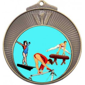Gymnastics Medal MD970-K92 - Trophy Land