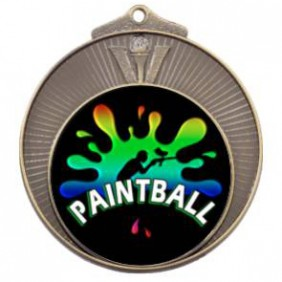 Paintball Medal MD970-PAIN02 - Trophy Land
