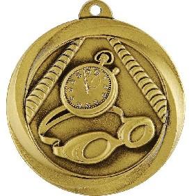 Swimming Medal ME902G - Trophy Land