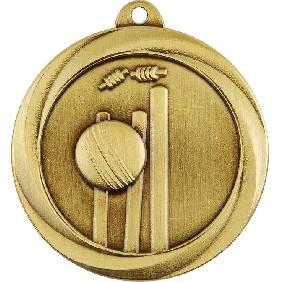 Cricket Medal ME910G - Trophy Land