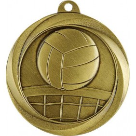Volleyball Medal ME915G - Trophy Land