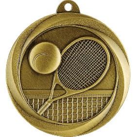 Tennis Medal ME918G - Trophy Land