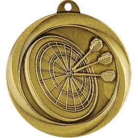 Darts Medal ME938G - Trophy Land