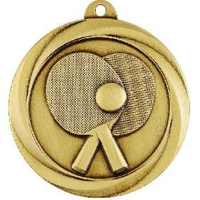 Ping Pong Medal ME966G - Trophy Land