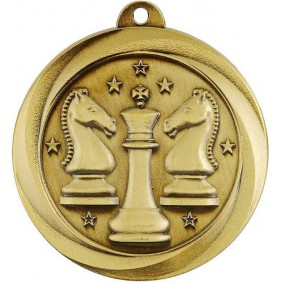 Chess Medal ME978G - Trophy Land