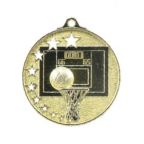 Basketball Medal MH907 - Trophy Land