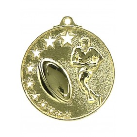 Rugby Medal MH913 - Trophy Land