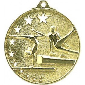 Gymnastics Medal MH914 - Trophy Land