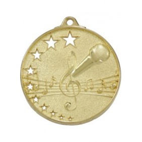 Drama Music Medal MH921 - Trophy Land