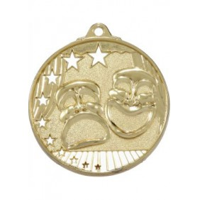 Drama Music Medal MH994 - Trophy Land