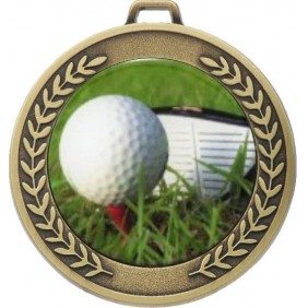 Golf Medal MJ50-C171 - Trophy Land
