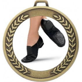 Dance Medal MJ50-C322 - Trophy Land