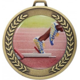 Athletics Medal MJ50-C471 - Trophy Land