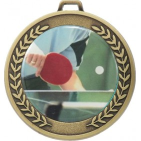 Ping Pong Medal MJ50-C661 - Trophy Land