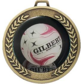 Netball Medal MJ50-C911 - Trophy Land