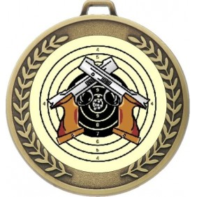 Shooting Medal MJ50-K152 - Trophy Land