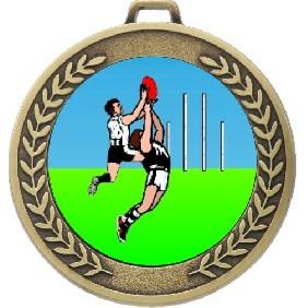 A F L Medal MJ50-K19 - Trophy Land