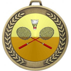 Badminton Medal MJ50-K23 - Trophy Land